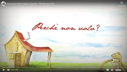 Book-trailer di Perché non volo? di Paola Merolli